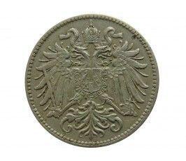 Австрия 10 геллеров 1916 г.