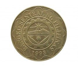 Филиппины 5 песо 2012 г.