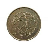 Кипр 1 цент 1994 г.
