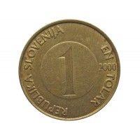Словения 1 толар 2000 г.