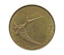 Словения 2 толара 2001 г.