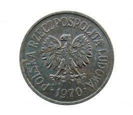 Польша 10 грошей 1970 г.