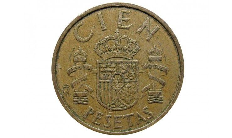 Испания 100 песет 1984 г.