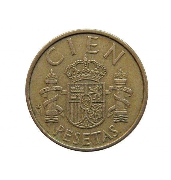 Испания 100 песет 1983 г.