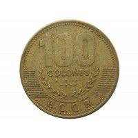 Коста-Рика 100 колон 1998 г.