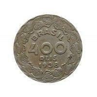 Бразилия 400 рейс 1938 г.