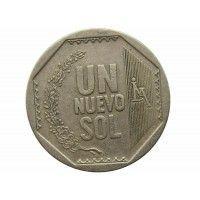 Перу 1 новый соль 2007 г.
