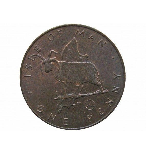 Остров Мэн 1 пенни 1979 г. AA