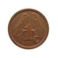 Южная Африка 1 цент 1994 г.