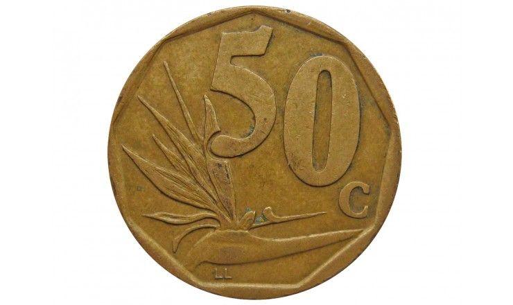 Южная Африка 50 центов 1996 г.