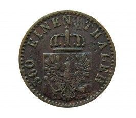 Пруссия 1 пфенниг 1868 г. B