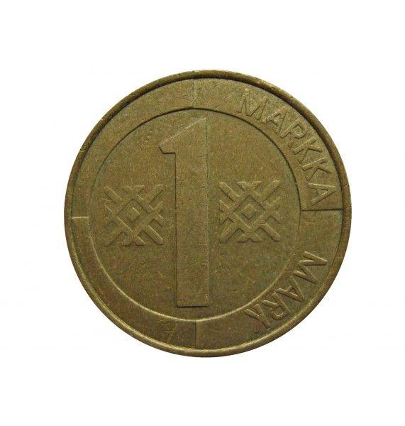 Финляндия 1 марка 1994 г.