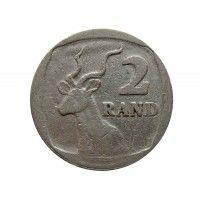Южная Африка 2 ранда 1990 г.