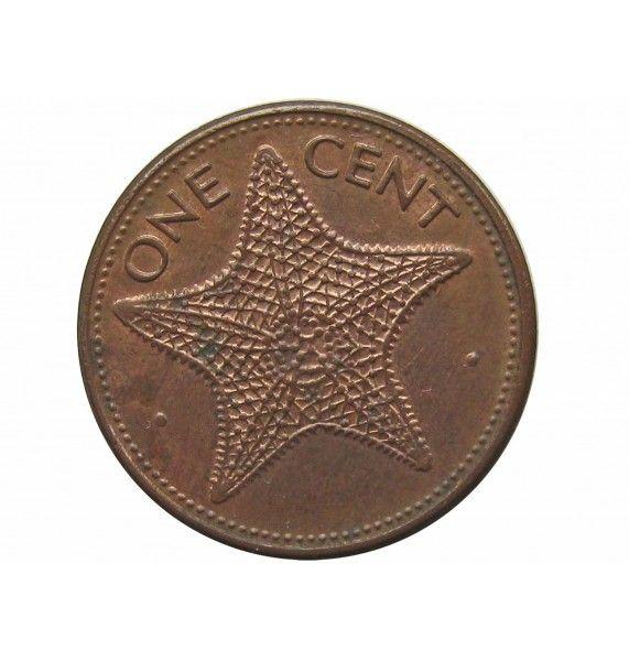 Багамы 1 цент 1990 г.