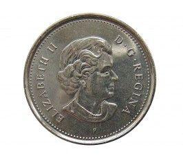 Канада 5 центов 2005 г. (60 лет победы во Второй Мировой войне)