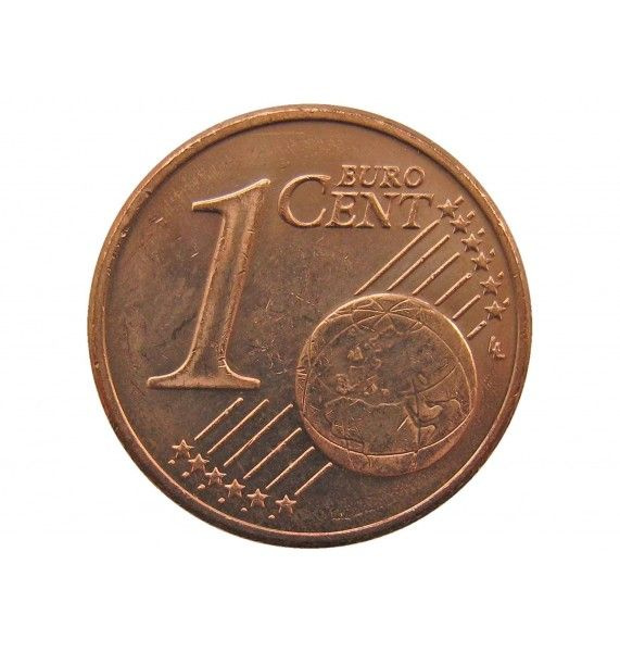 Ирландия 1 евро цент 2009 г.