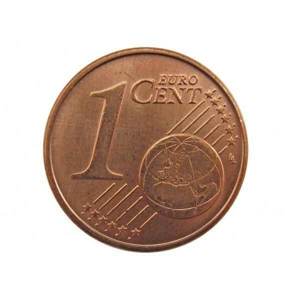 Португалия 1 евро цент 2009 г.