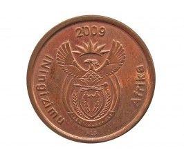Южная Африка 5 центов 2009 г.