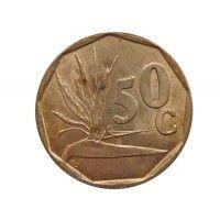 Южная Африка 50 центов 1995 г.