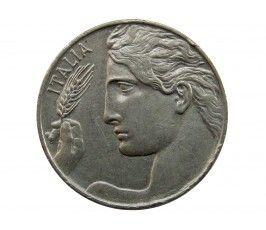 Италия 20 чентезимо 1909 г.