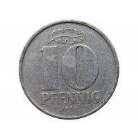 Германия 10 пфеннигов 1963 г. А