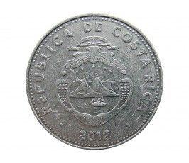 Коста-Рика 5 колон 2012 г.