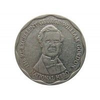 Ямайка 10 долларов 2015 г.