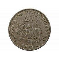 Бразилия 200 рейс 1901 г.