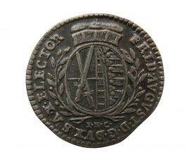 Саксония 1/24 талера 1798 г. IEC