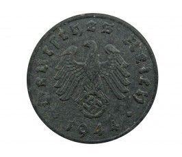 Германия 1 пфенниг 1944 г. А