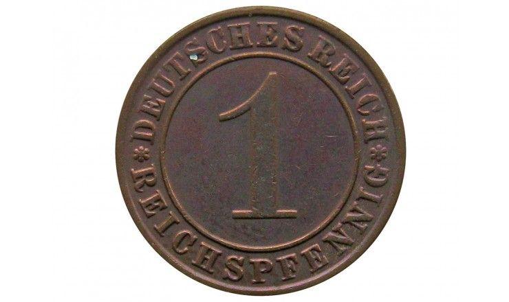 Германия 1 пфенниг 1936 г. А