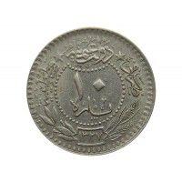 Турция 10 пара 1327/4 (1912) г.