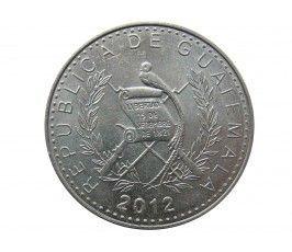 Гватемала 10 сентаво 2012 г.