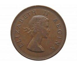 Южная Африка 1 пенни 1955 г.