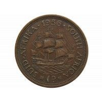 Южная Африка 1 пенни 1956 г.