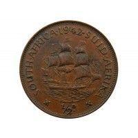 Южная Африка 1/2 пенни 1942 г.