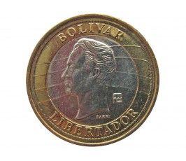 Венесуэла 1 боливар 2007 г.