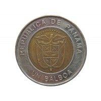 Панама 1 бальбоа 2011 г.