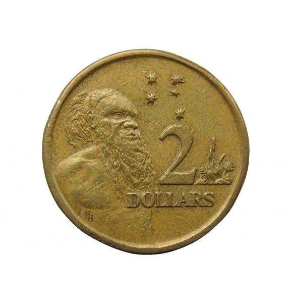Австралия 2 доллара 1988 г.