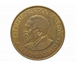 Кения 10 центов 1971 г.