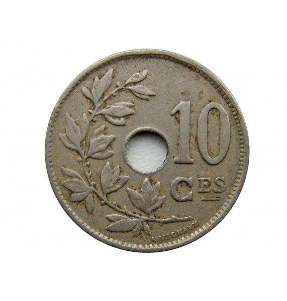 Бельгия 10 сантимов 1920 г. (Belgique)