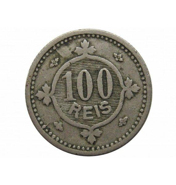 Португалия 100 рейс 1900 г.