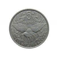 Новая Каледония 5 франков 1952 г.