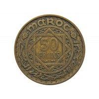 Марокко 50 франков 1952 (1371) г.