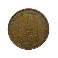 Вьетнам 2000 донг 2003 г.
