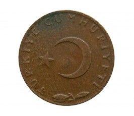 Турция 5 куруш 1958 г.