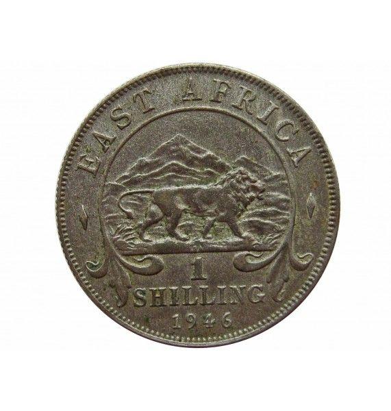 Британская Восточная Африка 1 шиллинг 1946 г.