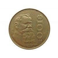 Мексика 100 песо 1988 г.