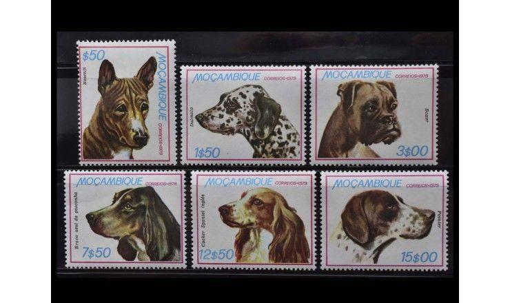 "Мозамбик 1979 г. ""Собаки"""