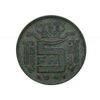 Бельгия 5 франков 1941 г. (Des Belges)